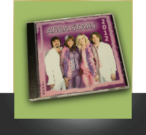 Image of CD ABBA STARS